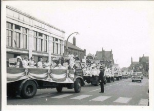 Prestwich Carnival 1955 Courtesy of Peter Davies