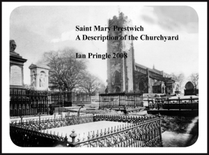 Saint Mary Prestwich ; A Description of the Churchyard